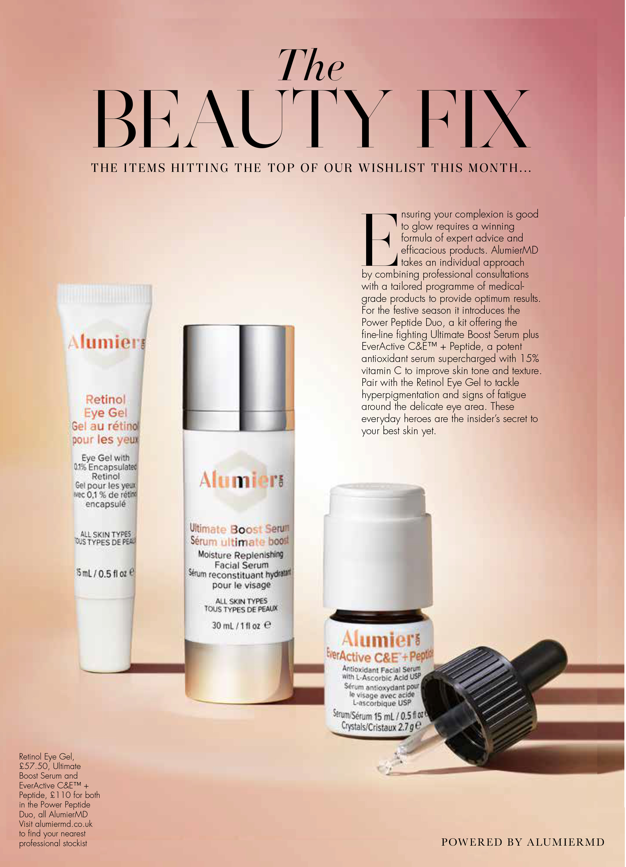 The Beauty Fix December 2020 issue